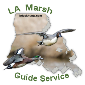 Louisian Marsh Guide Services, Experience some of the best duck hunting in North America.